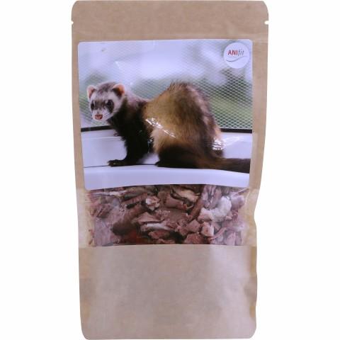 Ferret-Snack (Frettchen-Snack) Rinderherzen 50g (1 Piece)